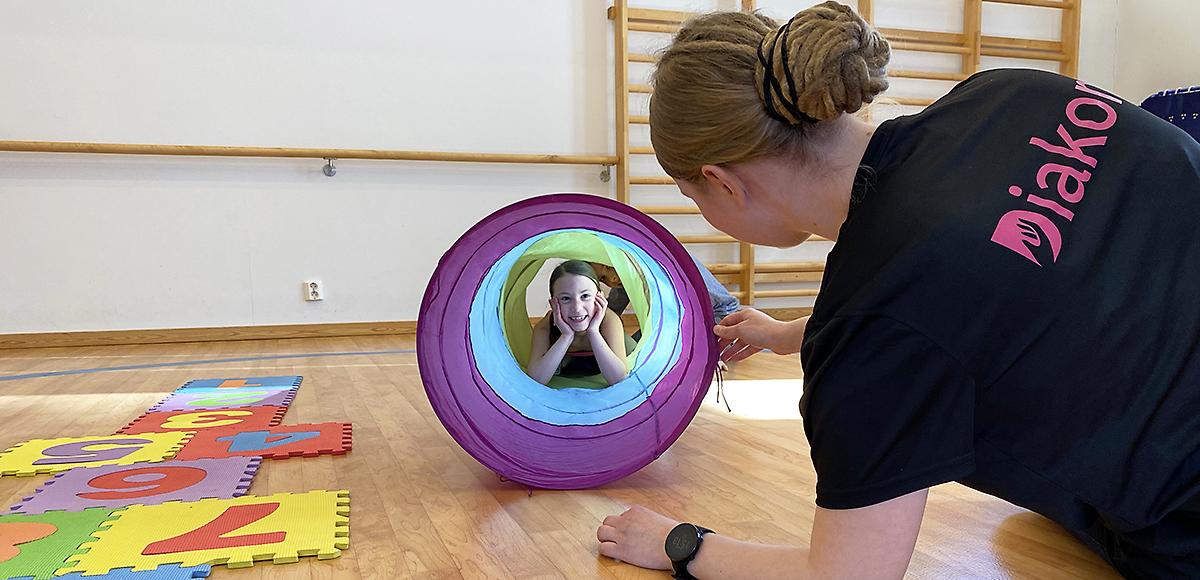 toimintaterapia lapset DiakonTerveys
